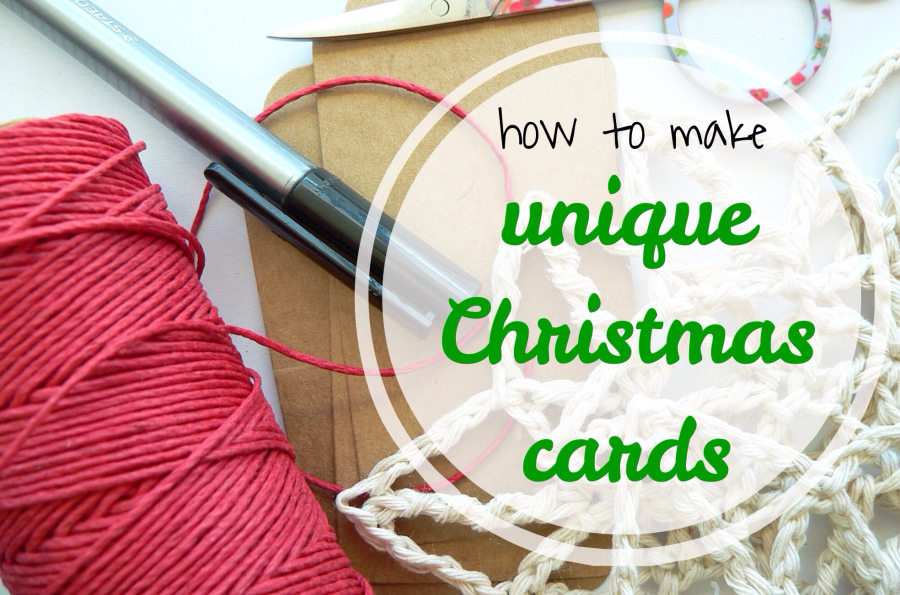 Unique Christmas Cards.How To Make Unique Christmas Cards That Don T Get Thrown