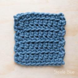 Steele Blue Homelea Bliss 300g Chunky Yarn Australian Merino Wool | Homelea Lass