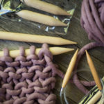 Chunky Knitting Needles Extreme Knitting | available from Homelea Lass
