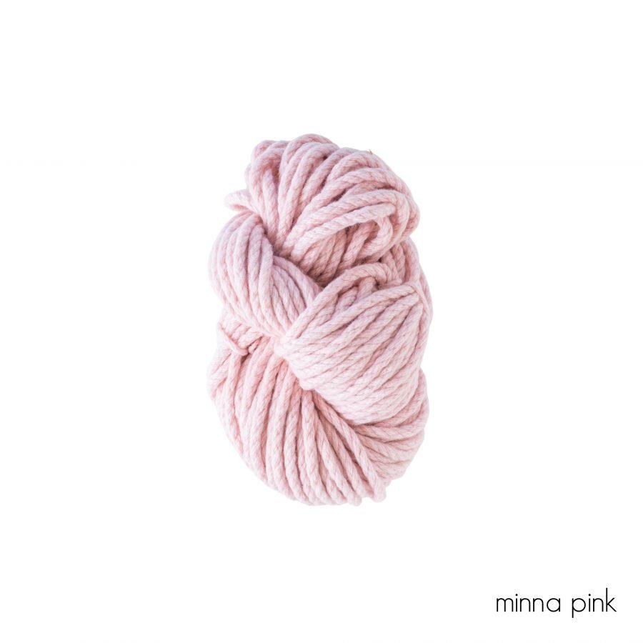 Homelea Bliss 300g Skein Minna Pink   Homelea Lass Contemporary Crochet