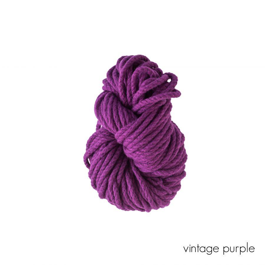 Homelea Bliss 300g Skein Vintage Purple   Homelea Lass Contemporary Crochet