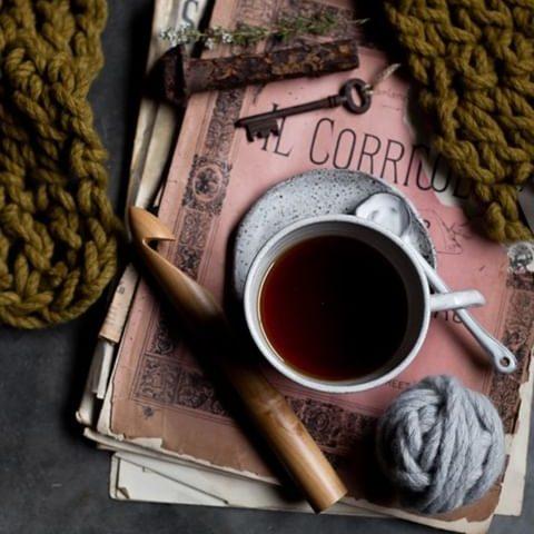 Chunky Scarf Crochet Kit - Australian Merino Wool | Homelea Lass Contemporary Crochet