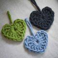 Chunky Wool Hearts | Homelea Lass