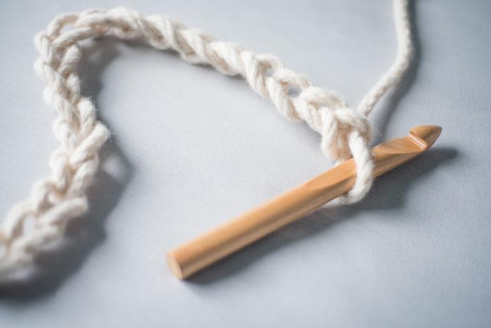 Blanket School - learn how to crochet a chunky blanket | Homelea Lass