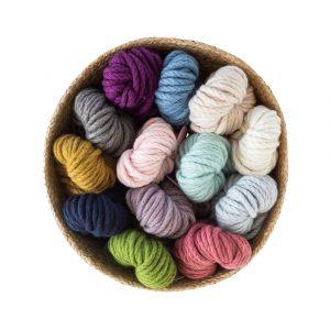Homelea Bliss super chunky yarn Australian Merino Wool   Homelea Lass Contemporary Crochet