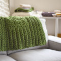 Macarla Blanket - Chunky Wool Blanket | Homelea Lass