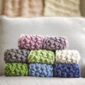 Grounded Cowl - chunky wool cowl scarf   Homelea Lass