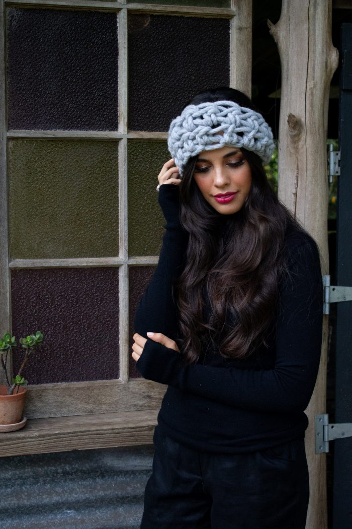 Spring Headband and Cowl | Homelea Lass Contemporary Crochet