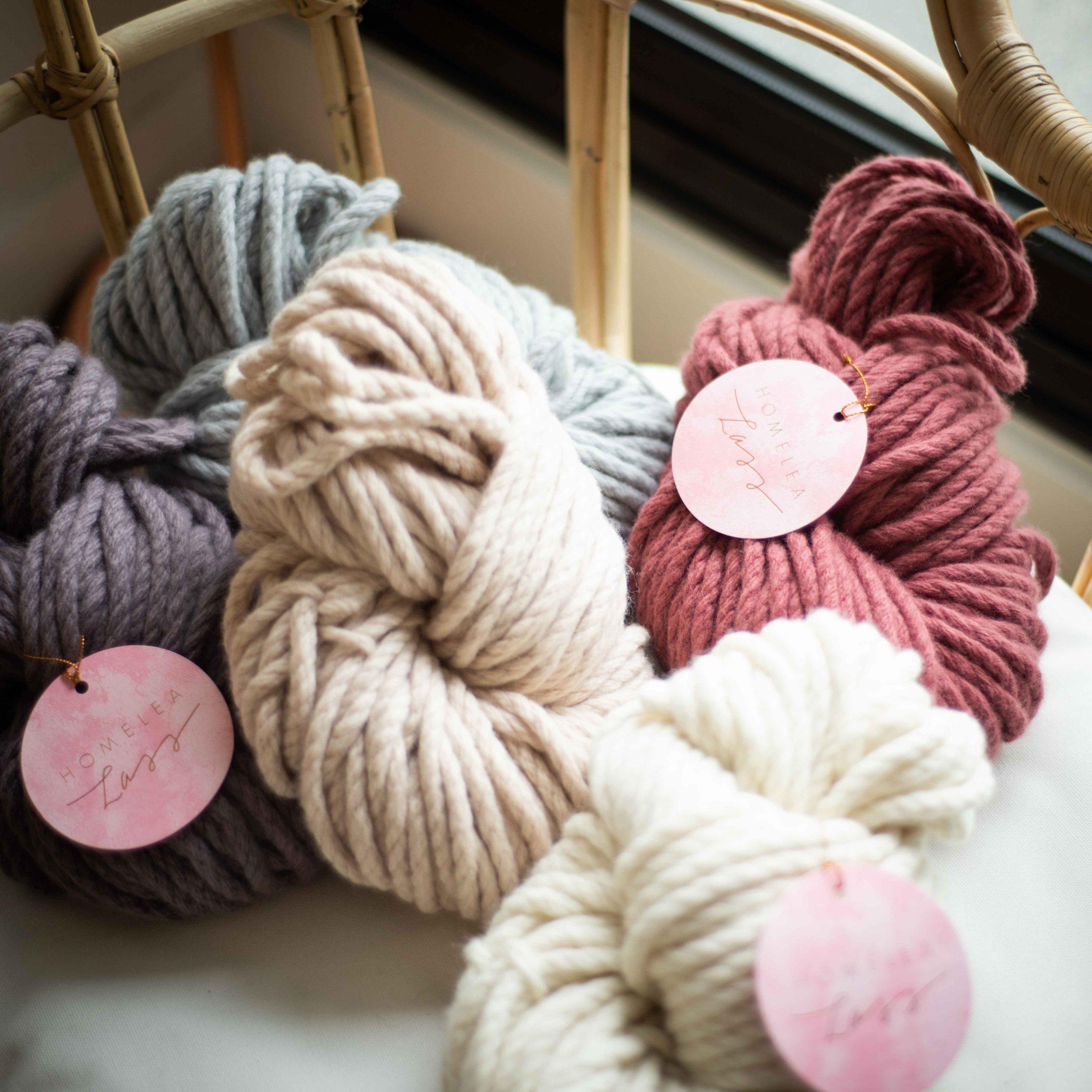 Warm Heart Blanket Crochet Kit – Australian Merino wool – detailed instructions | Homelea Lass