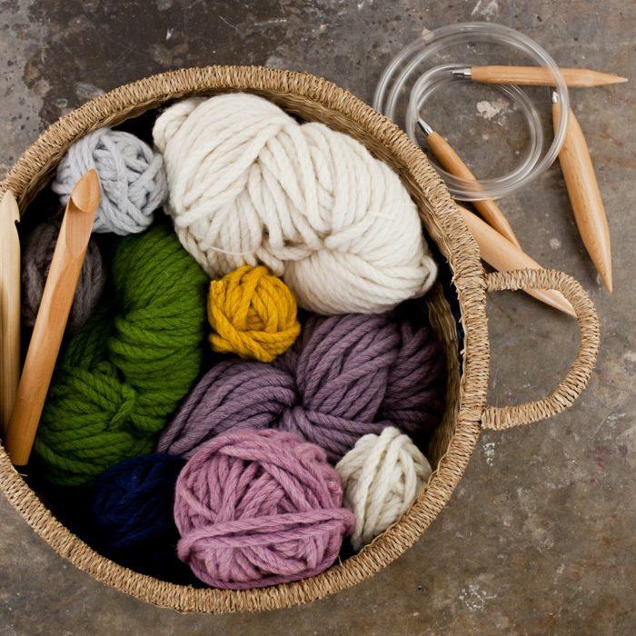 Homelea Bliss chunky yarn Australian made merino wool yarn | Homelea Lass