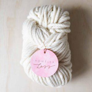 Homelea Bliss 300g skein - Australian Merino Wool chunky yarn that doesn't shed | Homelea Lass