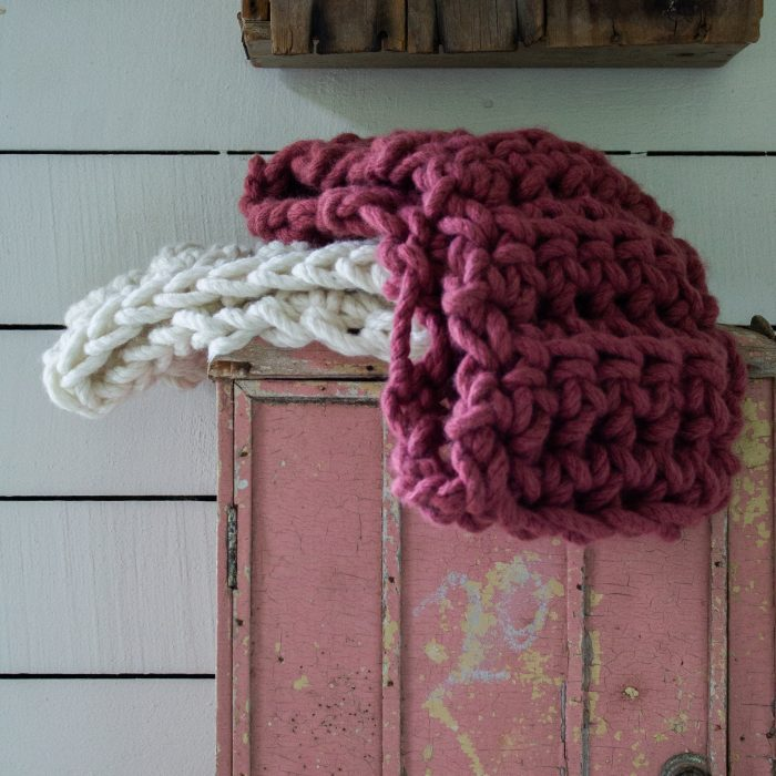 Easy Crochet Scarf Patterns | Homelea Lass