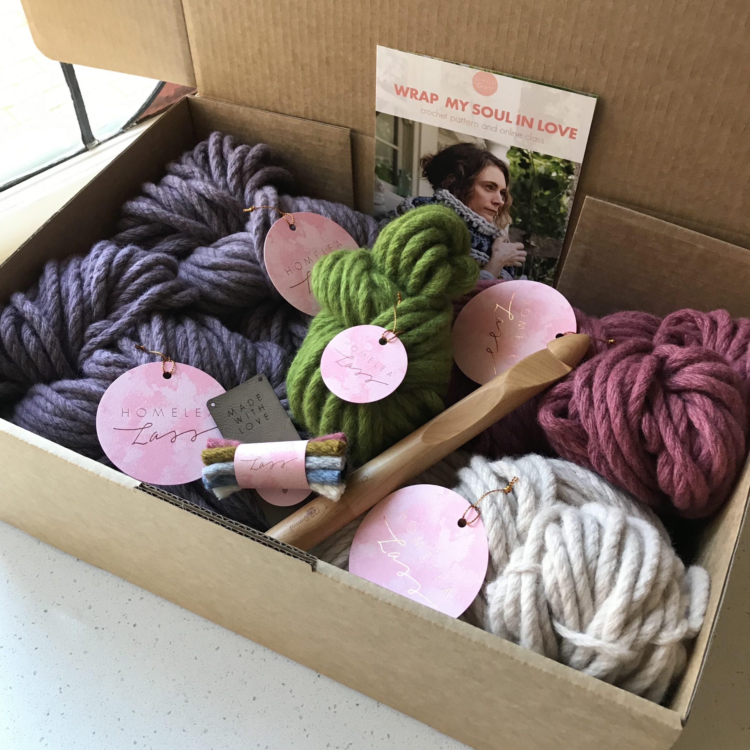 Wrap My Soul In Love Kit  | Homelea Lass