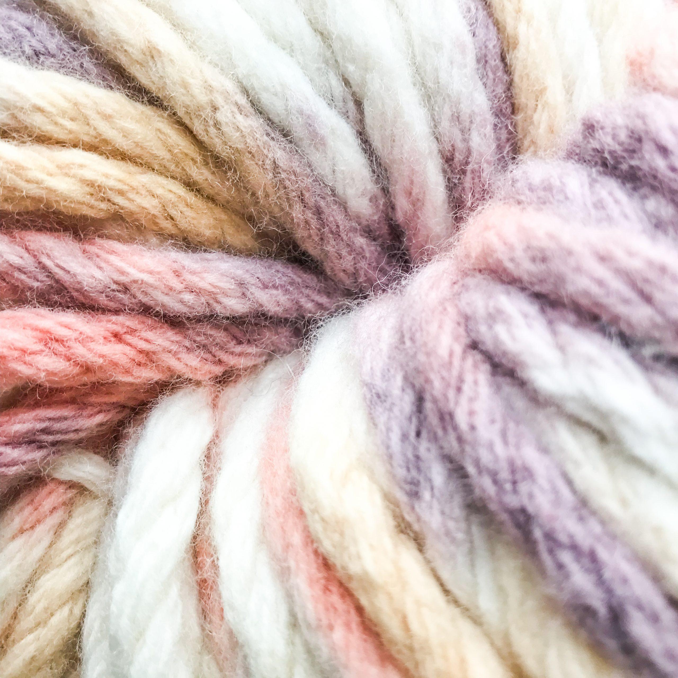 Box of Calm 1 - hand dyed chunky merino wool | Homelea Lass
