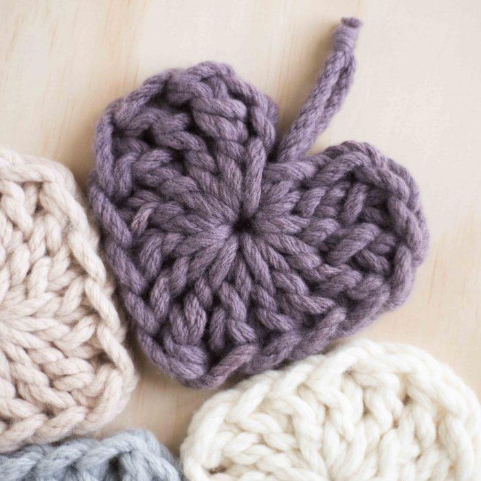 Perfect Crochet Heart   Homelea Lass