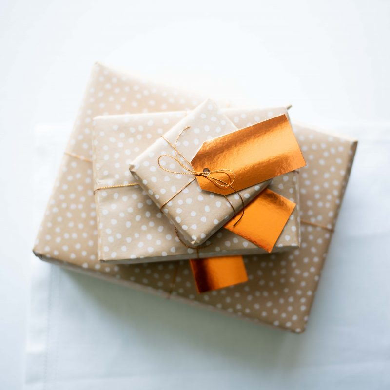 >Gift Wrapping