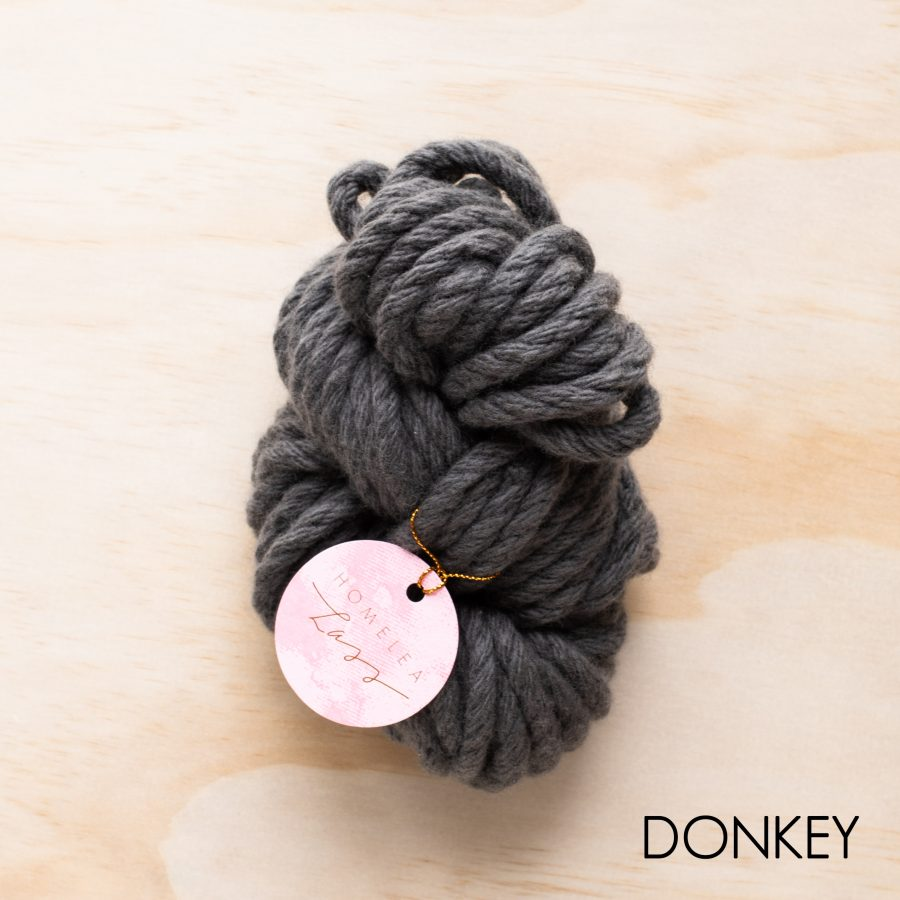 Donkey Homelea Bliss yarn - Australian Merino wool | Homelea Lass