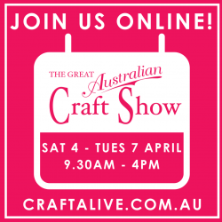 Great Australian Craft Show from Craft Alive