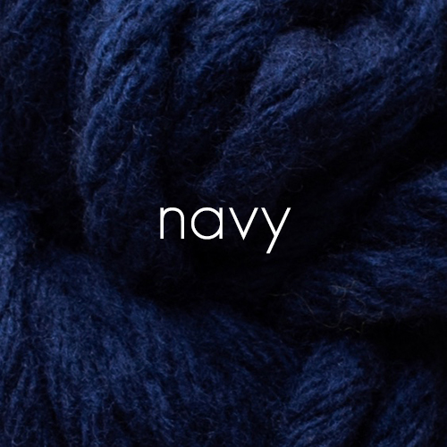 Homelea Lass Colour Swatch Navy | Homelea Lass Contemporary Crochet