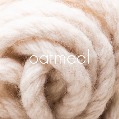 Homelea Lass Colour Swatch Oatmeal | Homelea Lass Contemporary Crochet