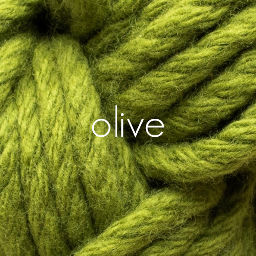 Homelea Lass Colour Swatch Olive | Homelea Lass Contemporary Crochet